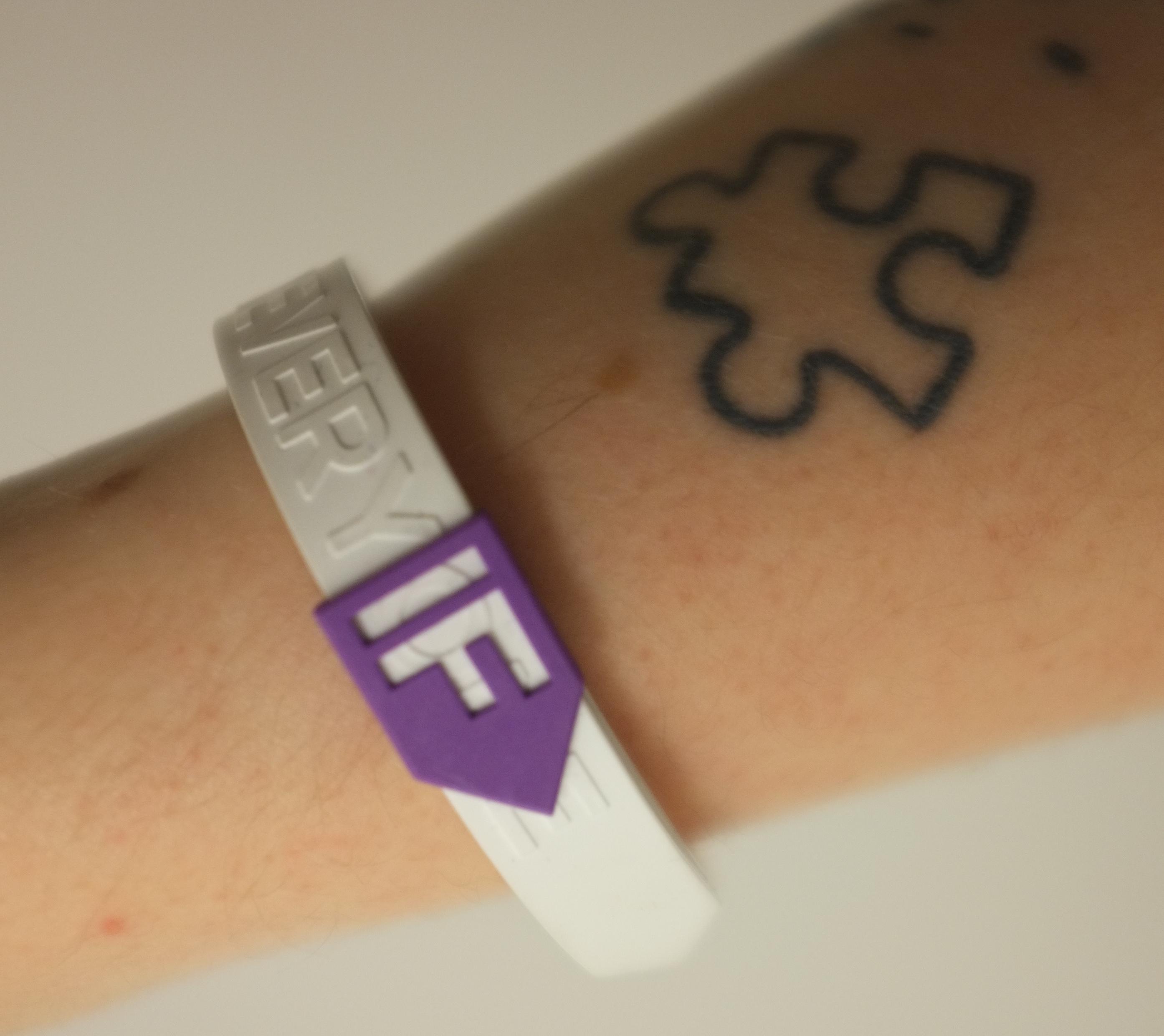 if wristband