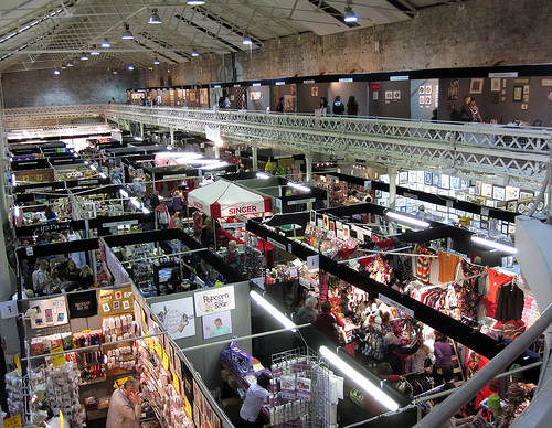 Exhibitors at Knitting & Stitching Show
