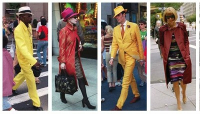 Individual fashion style