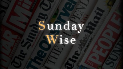 Sunday Wise series of talks at The Ivy