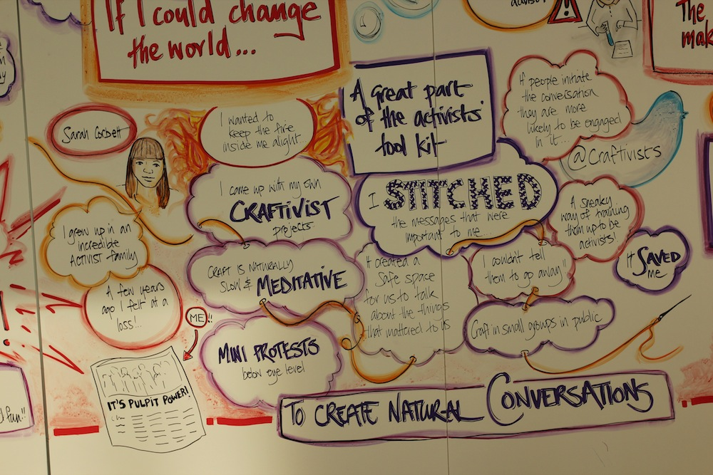 tedxbrixton animated minutes of my talk by the very talented, hardworking team of Creative Connection