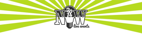 We will be working with Now Events Live at the Anxiety Festival in London in June as well as Wilderness Festival in August