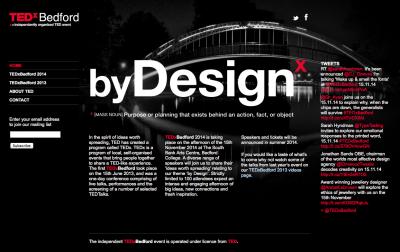 TEDx Bedford 2014