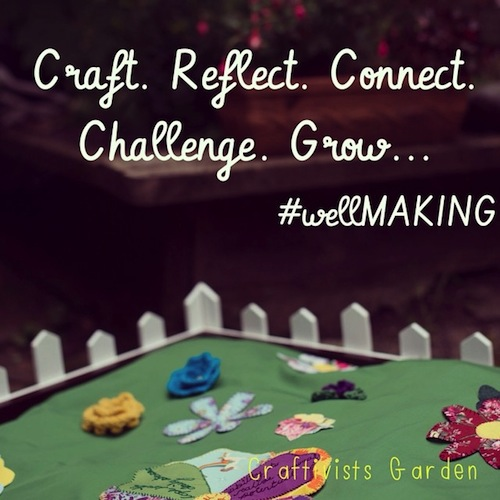 Our process for craftivism