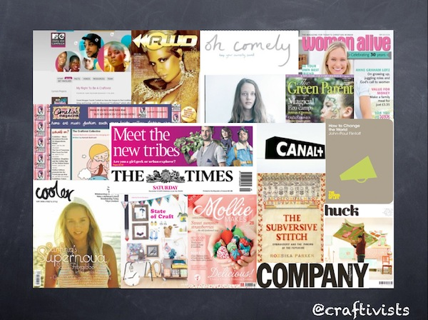 Examples of some of the media attention we have had in different publications. We've had even more (amazing huh?!:) but didn't want to overwhelm people ;p x
