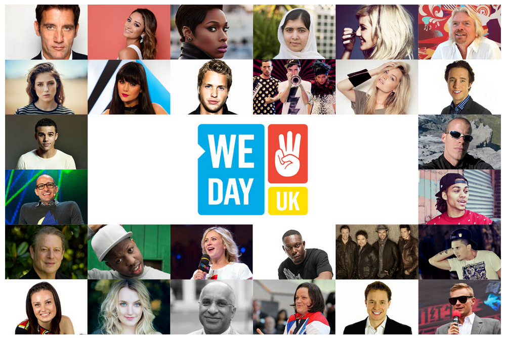 we day uk logo
