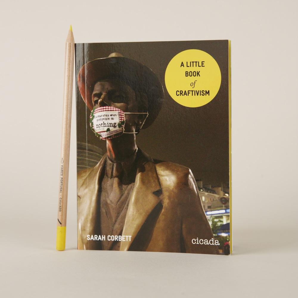 4d48da7cb8 A little book of craftivism jpg 1000x1000 Little book pencil