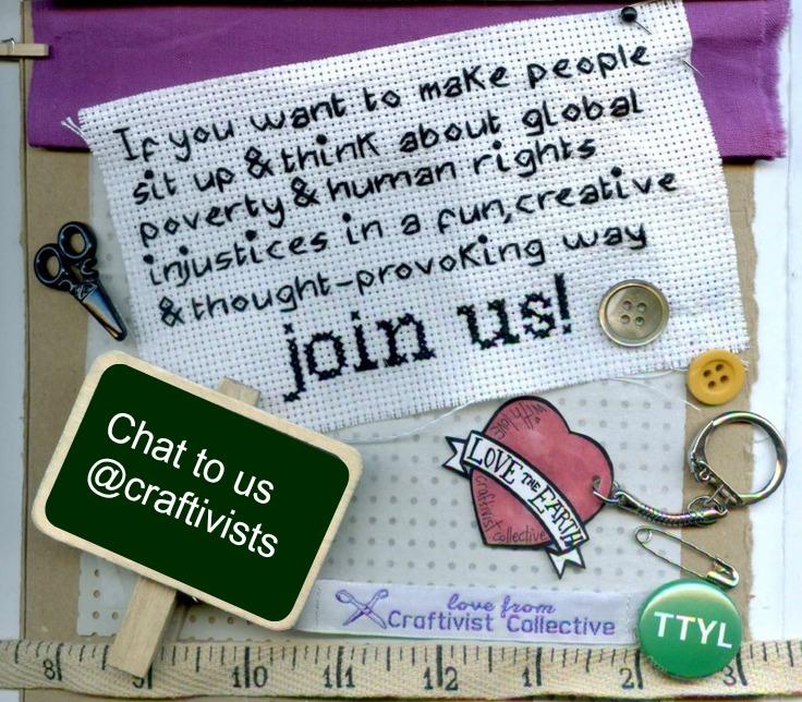 craftivism join us