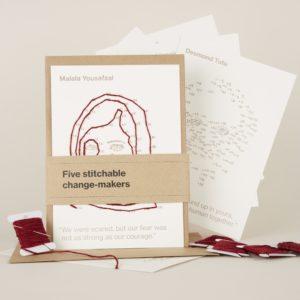 Stitchable Change-makers workshop Stockholm, Sweden @ Föreningen Handarbetets Vänner / Friends Of Handicraft   | Stockholm | Stockholms län | Sweden