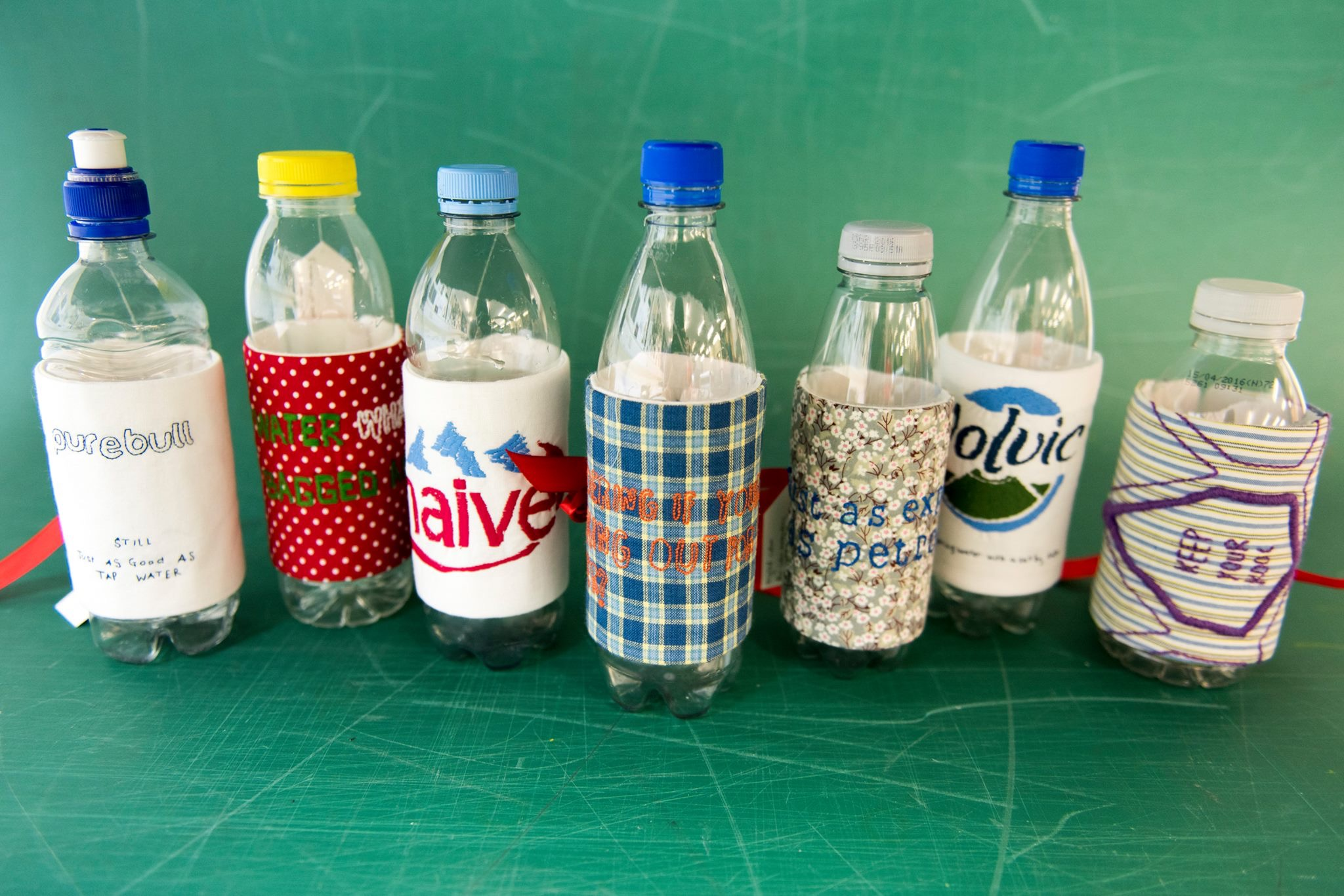 Bottle Cozy Collection: Photographed by George Bud